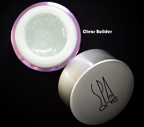 UV Clear Building Gel