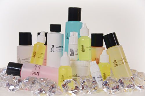Spa One Professonal Nail Products Liquids